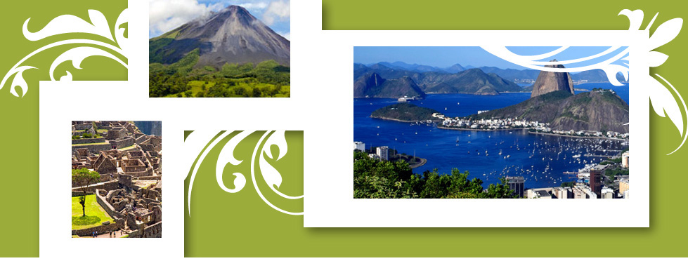 South America Tours & Central America Tours