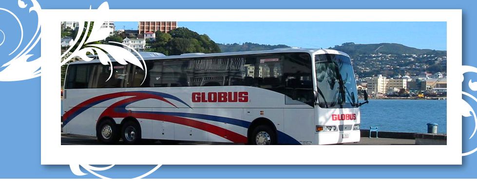 Globus Bus Tour Eastern Europe