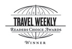 Travel Weekly Magazine's Reader's Choice Awards