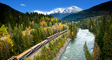 Canadian Rail Vacation