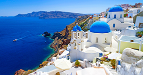 Greece Escorted Vacation Package