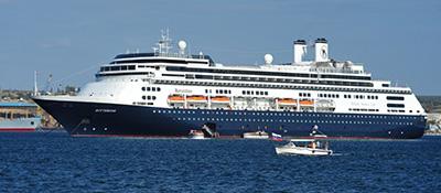 MS Rotterdam Cruises By Holland America Globus Cruise Tour - Ms rotterdam