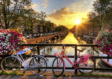 Holland and Belgium Guided Tours