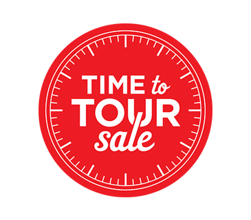 Time to Tour Sales Event - 10% off 2017 Europe Tours