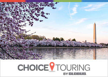 Globus Choice USA Guided Tours