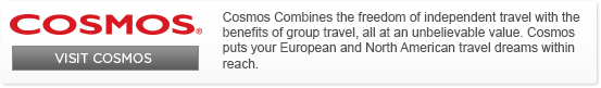 European Affordable Tours by Cosmos